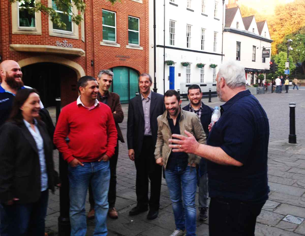 fun guided tour of Windsor